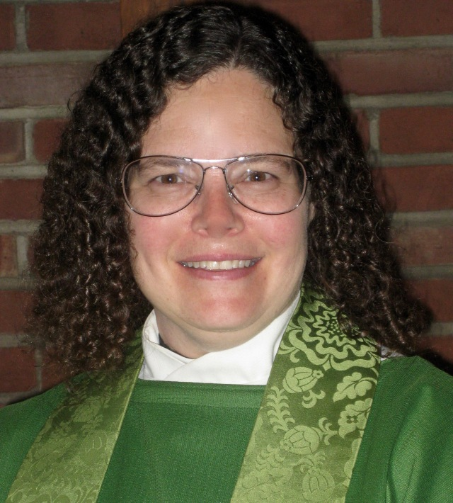 The Rev. Canon Dr. Terri L. Bays