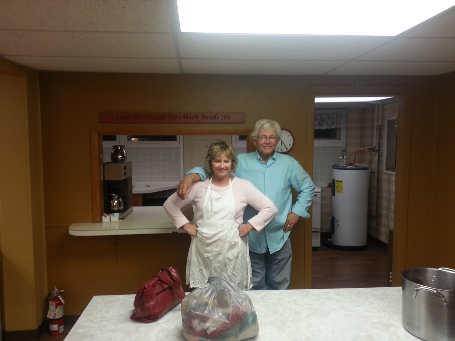 Our Chefs: John and Sandy Zanka