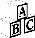 blocks-clipart-black-and-white